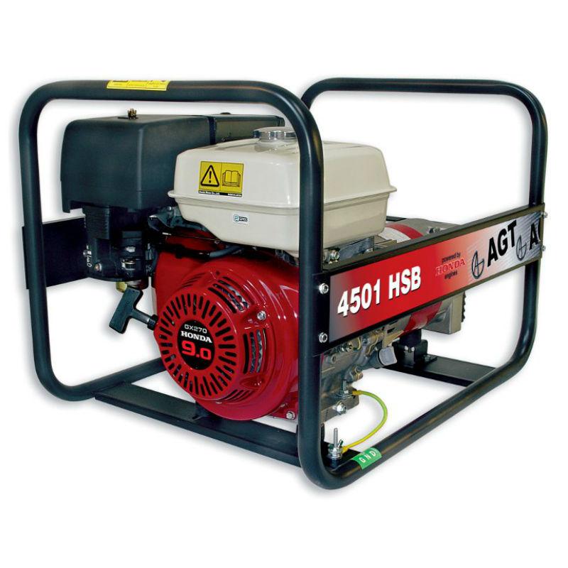 Generator curent AGT 4501 HSB