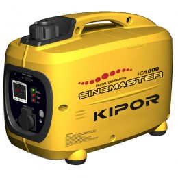 Generator de curent KIPOR IG 1000 - LASCULE.RO