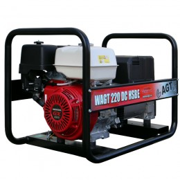 Generator cu sudura WAGT 220 DC HSBE - lascule.ro