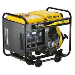 Generator cu sudura KIPOR KDE 180 XW - lascule.ro