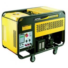 Generator cu sudura KIPOR KGE 280 EW - lascule.ro