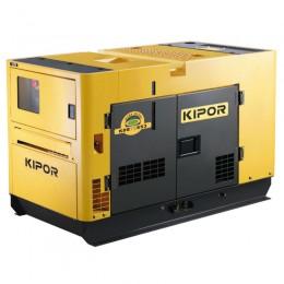 Generator de curent KIPOR KDE 12 STA3 - LASCULE.RO