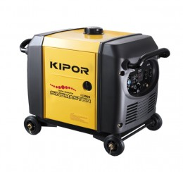 Generator de curent KIPOR IG 3000 - LASCULE.RO