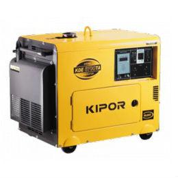 Generator de curent KIPOR KDE 6700 TA3 - LASCULE.RO