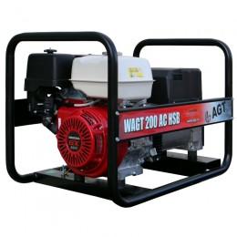 Generator cu sudura WAGT 200 AC HSB - lascule.ro