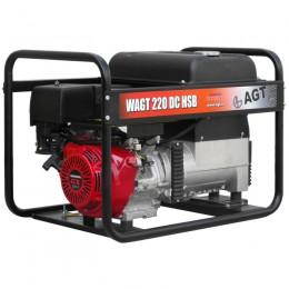 Generator cu sudura WAGT 220 DC HSB R26 - lascule.ro
