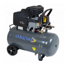Compresor cu piston Stager HM2050B - lascule.ro