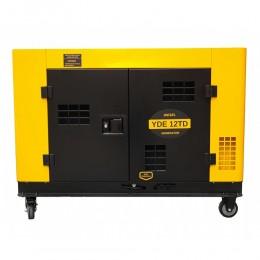 Generator de curent STAGER YDE12TD-lascule.ro