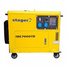 Generator de curent Stager YDE7000TD-lascule.ro